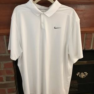 Men's golf shirt. Nike
